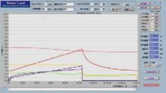 データ収録システム画面