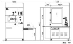 LABOX-MCシリーズ 外形寸法